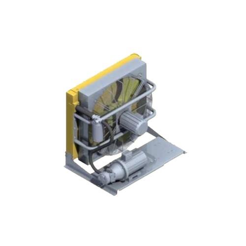 Типовой теплообменник с перекачивающим насосом AKG-Line AP60-80